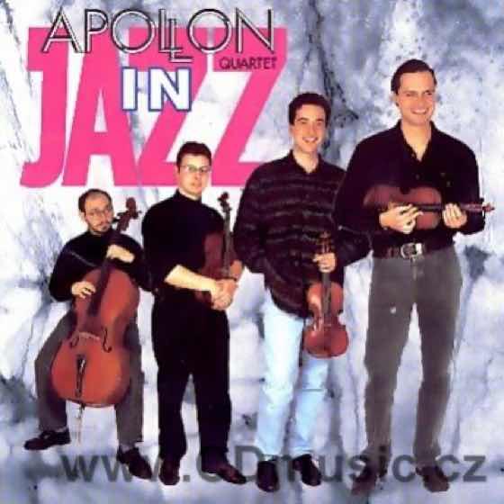 Album cover: Apollon Quartet in Jazz