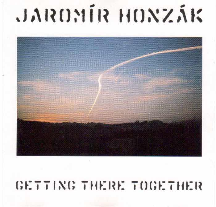 Album cover: Getting There Together | Jaromír Honzák Quintet