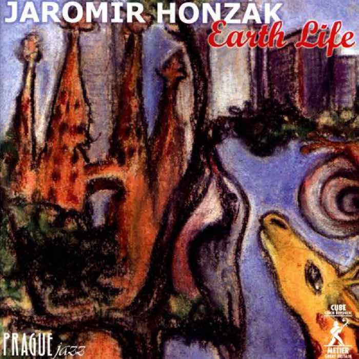 Album cover: Earth Life | Jaromír Honzák Quintet
