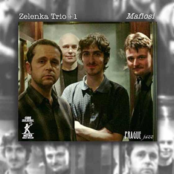 Album cover: Mafiosi | Zelenka Trio + 1