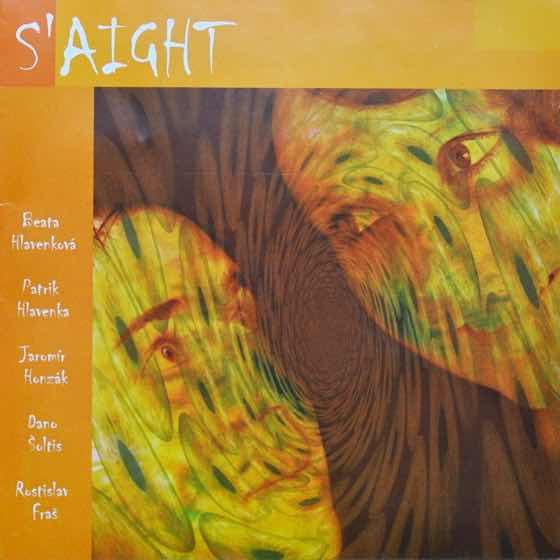 Album cover: S'aight