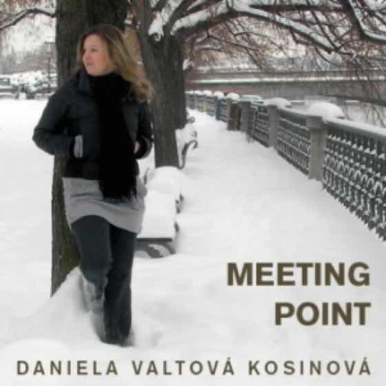 Album cover: Meeting Point | Daniela Valtová Kosinová