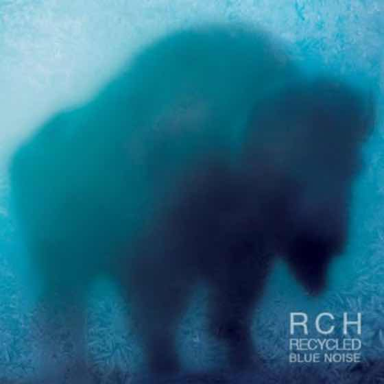 Album cover: Recycled Blue Noise | Rado Chrzan