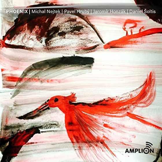 Album cover: Risin' | Phoenix