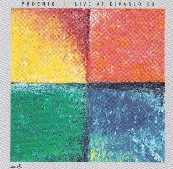 Album cover: Live at Divadlo 29 | Phoenix