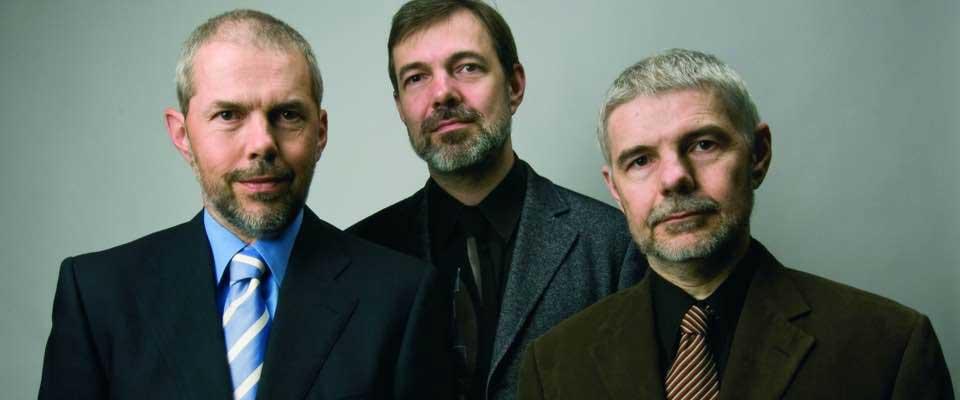 portrét kapely Bratří Ebenů